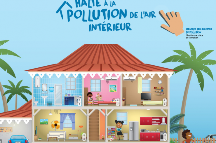 Halte à la pollution de l'air intérieur
