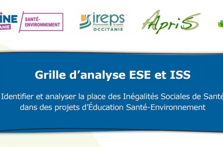 Grille d'analyse ESE et ISS